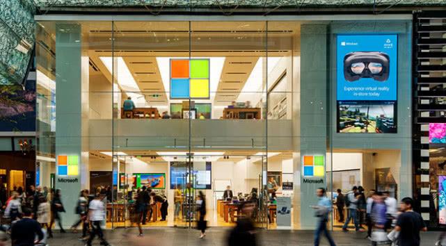 麦当劳、微软和索尼也抄袭苹果设计风格?
